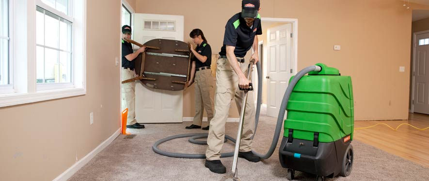 Greensburg, PA residential restoration cleaning